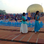 Auroville Water Ceremony