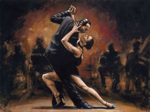 links to great tango web sites - from tango writer Camille Cusumano